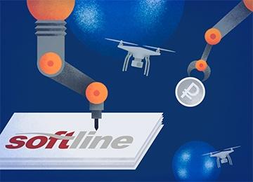 Softine: ИТ-супермаркет выходит на IPO