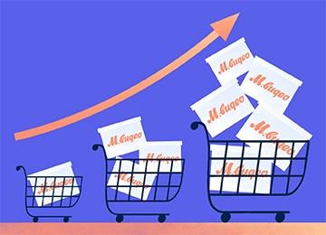 M.Видео: ритейл и электронная коммерция